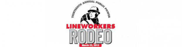 Jeremy Doucette Attends Public Power Lineworkers Rodeo
